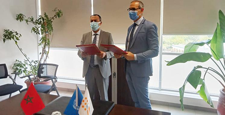 Sécurité et santé au travail : Le ministère de tutelle   et UNFPA signent leur plan d'action