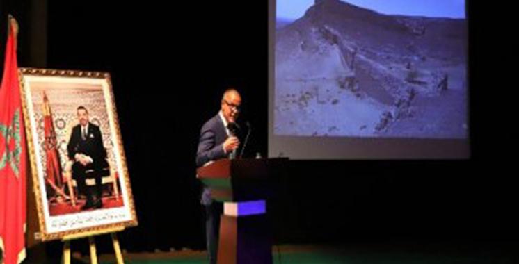 Présentation à Rabat du projet de mise  en valeur du site de Sijilmassa