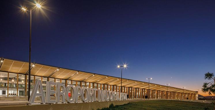 D'un investissement de 410 MDH,  le nouveau terminal de l'aéroport Nador-El Aroui opérationnel