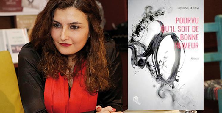 Loubna Serraj, lauréate du 3ème Prix  Orange du Livre en Afrique