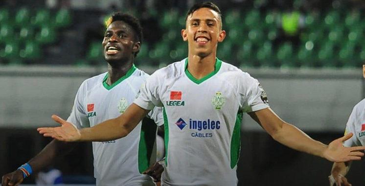 Le Raja de Casablanca remporte la Coupe de la CAF après une victoire historique face à la JS Kabylie