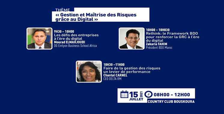 Maîtrise des risques en audit : GRC, une nouvelle application signée BDO Maroc
