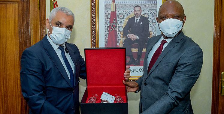 Prévention et contrôle des épidémies : Le Maroc et le CDC Afrique  renforcent leur partenariat