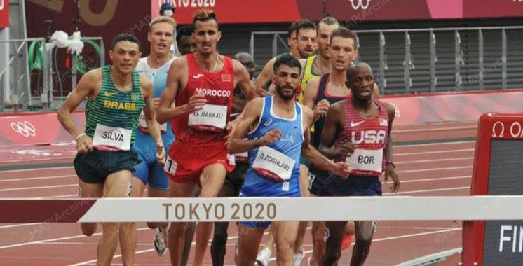 JO-2020 : Soufiane El Bakkali remporte la médaille d'or du 3.000 m steeple