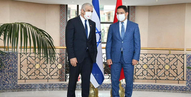 Maroko kaj Israelo subskribas tri kunlaborajn interkonsentojn (Maroka fonto)