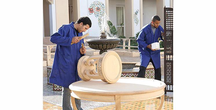 Fès : Sept centres dédiés à la formation et la qualification des artisans