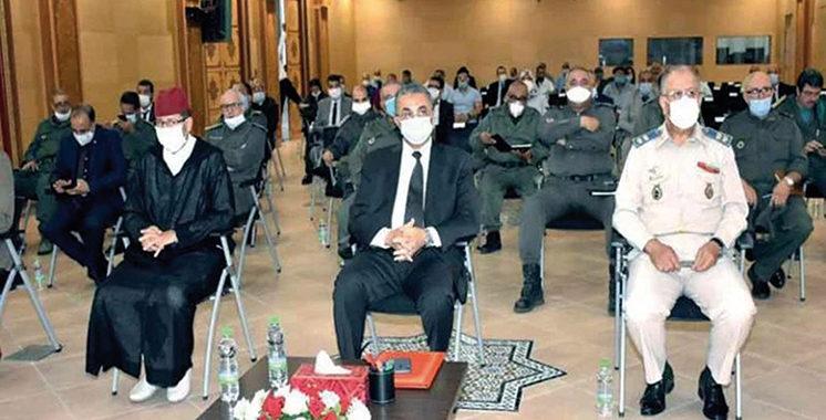 Célébration à Oujda de la Journée nationale du migrant