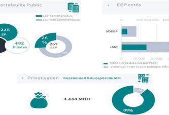 Entreprises publiques: Un besoin de financement de 13 MMDH en 2020
