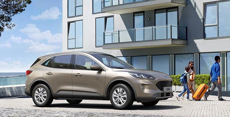 Vacances 2021 : Voici les meilleures fonctionnalités du Nouveau Ford Kuga pour un maximum de sécurité au volant