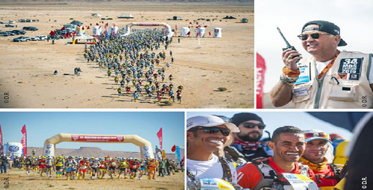 35ème édition du Marathon des Sables : Le rendez-vous est  enfin pris !