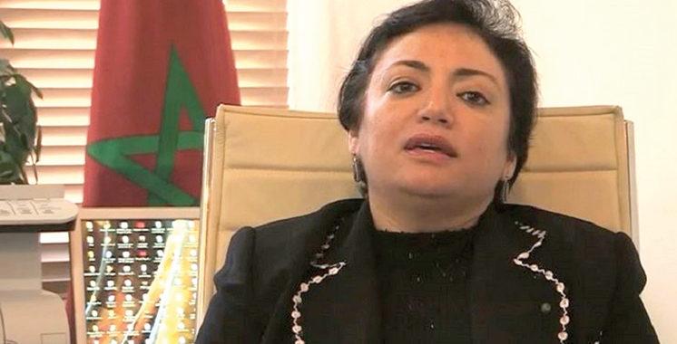 FUS de Rabat : Nawal Khalifa nommée présidente déléguée