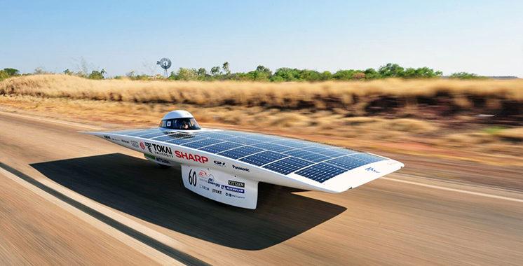 Course de voitures solaires : Le Solar Challenge Morocco 2021 du 23  au 29 octobre