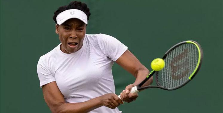 US Open : L'Américaine Venus Williams déclare forfait