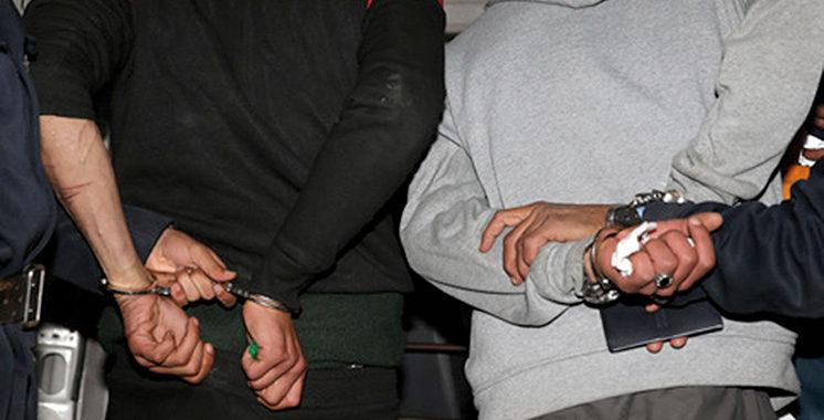 Tanger : Démantèlement d'une bande de cambrioleurs des appartements
