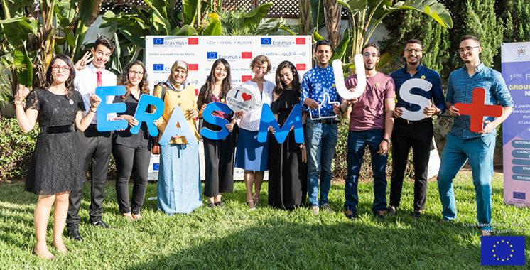 La bourse d'excellence d'Erasmus + attribuée à 20 étudiants marocains