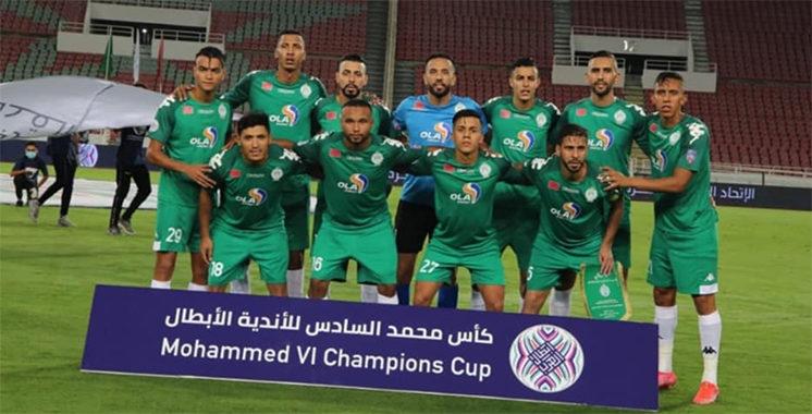 Coupe Mohammed VI des clubs arabes champions: le Raja sacré au bout de suspense
