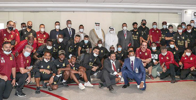 Le Raja à l'assaut de la Coupe Mohammed VI des clubs arabes