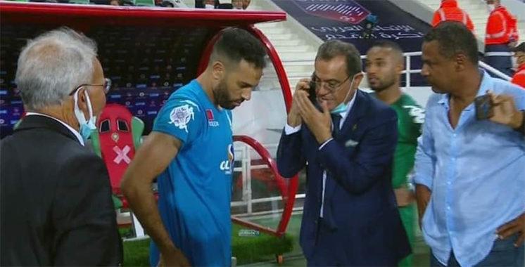 Coupe Mohammed VI des clubs arabes champions : SM le Roi félicite dans un entretien téléphonique le Raja