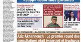 Journal électronique du vendredi 17 au dimanche 19 septembre 2021