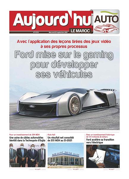 Dossier Automobile du Mercredi 28 septembre 2021