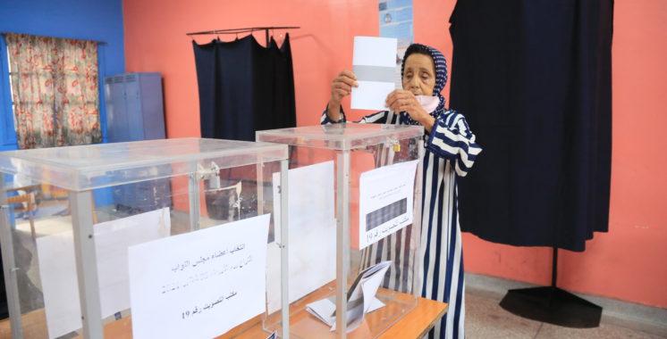 Fortes adhésion des électeurs dans les provinces du sud : Taux de participation atteint 50,18% au niveau national