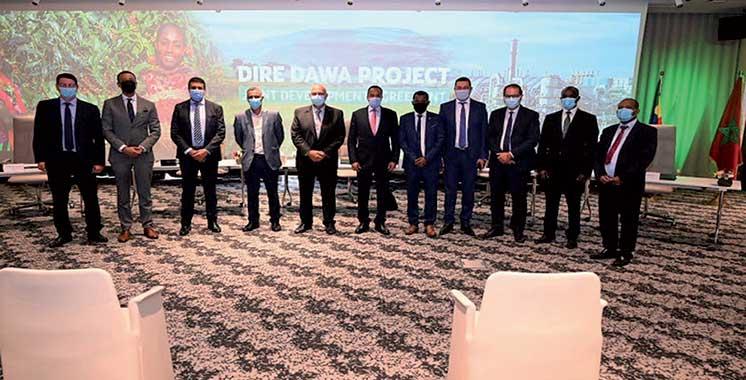 Accord entre le gouvernement éthiopien et OCP : 3,7 milliards de dollars pour l'implémentation d'un projet d'engrais à Dire Dawa
