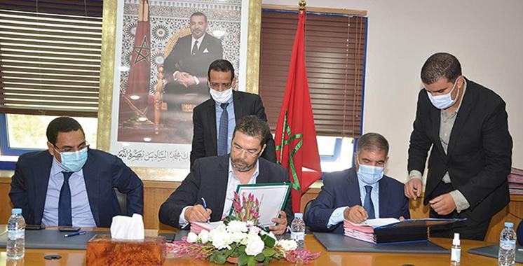 Conseil de la région Souss-Massa : Hafidi passe le témoin à Achengli