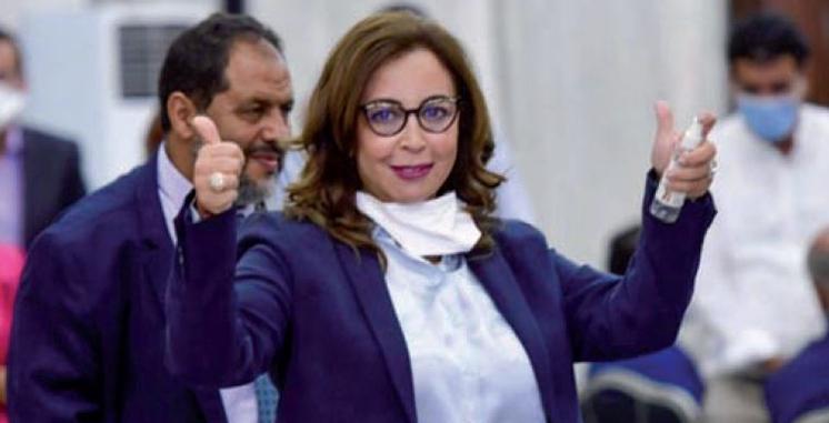 Qui est la nouvelle maire de la ville de Rabat ?