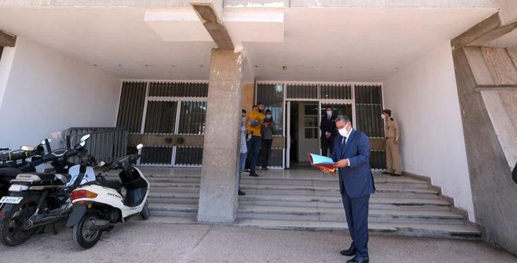 VIDÉO - Aziz Akhannouch dépose officiellement sa candidature pour la Mairie d'Agadir