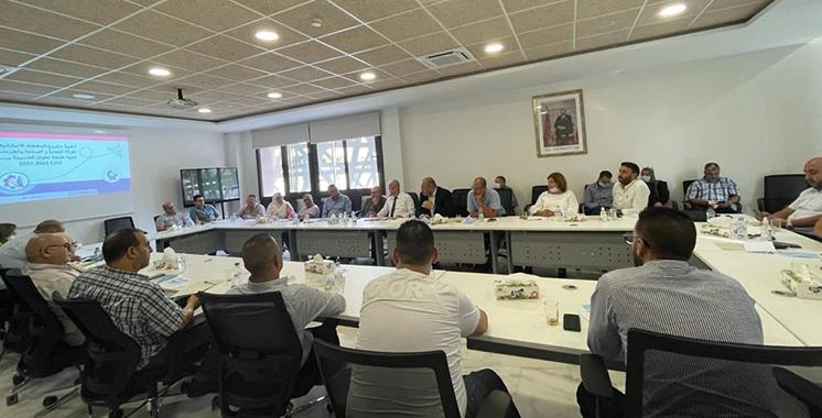 Tanger-Tétouan-Al Hoceima : La CCIS prépare son plan stratégique 2021-2027