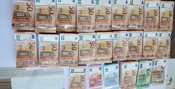 Tanger Med : Mise en échec  d'une tentative de trafic de plus  de 106.000 euros