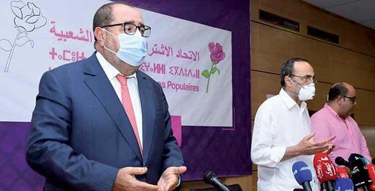 Le parti s'attend à une «offre convenable» : L'USFP favorable à l'entrée au gouvernement