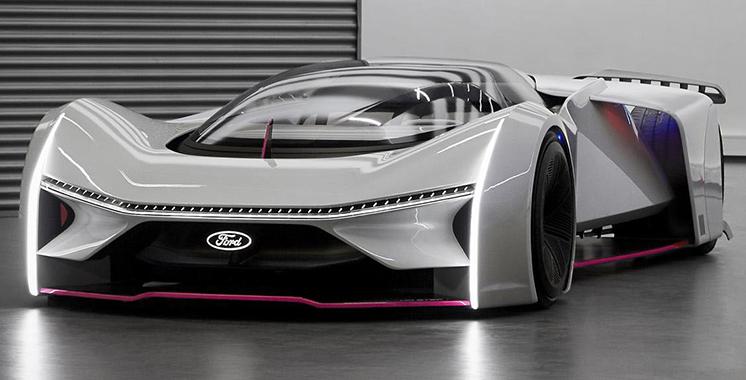 Ford mise sur le gaming pour développer ses véhicules
