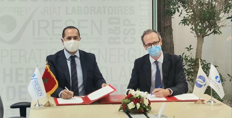 BERD-IRESEN : Un protocole d'accord pour promouvoir les investissements verts au Maroc