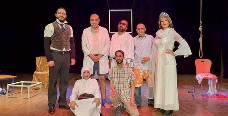 La pièce de théâtre «Sta f sta» primée en Jordanie