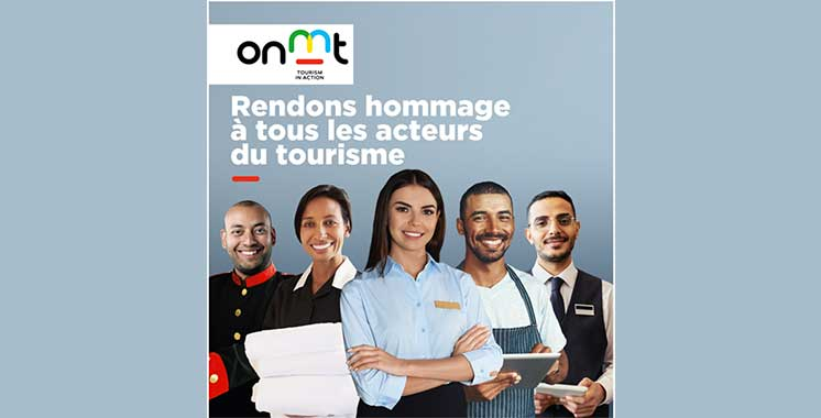 A l'occasion de la Journée mondiale du tourisme : L'ONMT met les professionnels à l'honneur