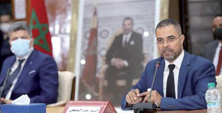Omar Essalki du RNI élu président  du Conseil d'arrondissement de Guelliz