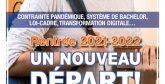 Spécial : Rentrée 2021-2022 un nouveau départ!