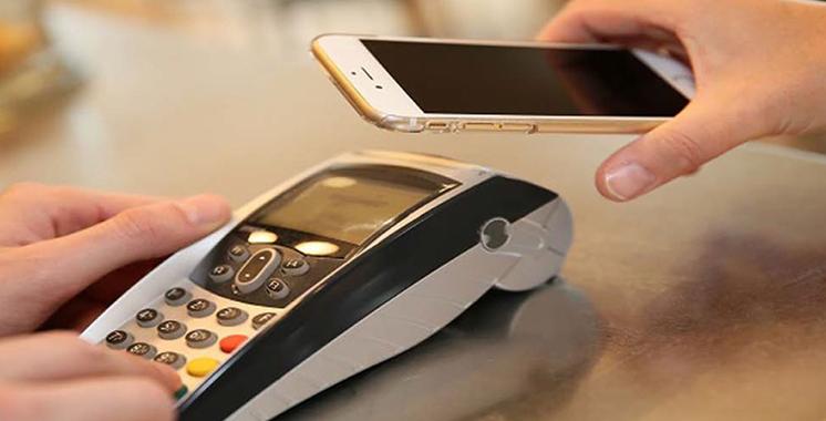 Paiement mobile : 1,4 million d'opérations réalisées en 2020