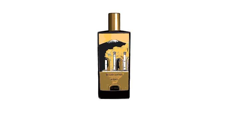 Nouveau parfum : Sicilian Leather disponible  chez Interbeauty au Maroc
