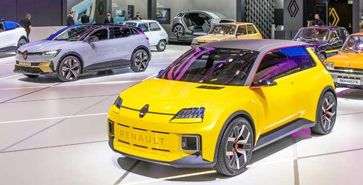 Avec son design «pop» et «néo-rétro» : Renault 5 prototype, star au salon  de l'automobile de Munich