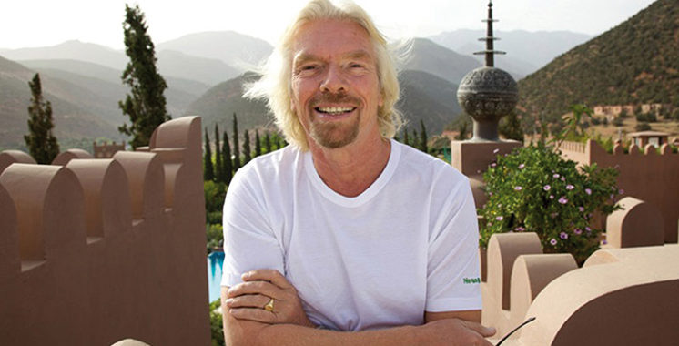 Richard Branson veut investir à Dakhla dans l'hôtellerie et le kitesurf