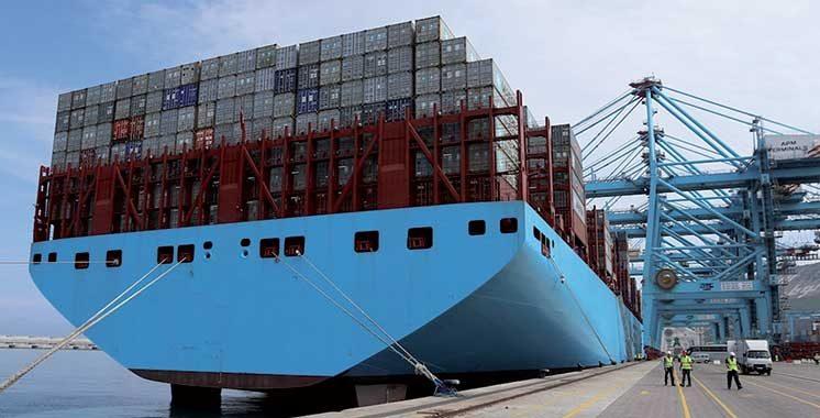 Avec le transit de 68,5 Mt de marchandises à fin septembre 2021 : Le trafic portuaire en recul de 2,8%