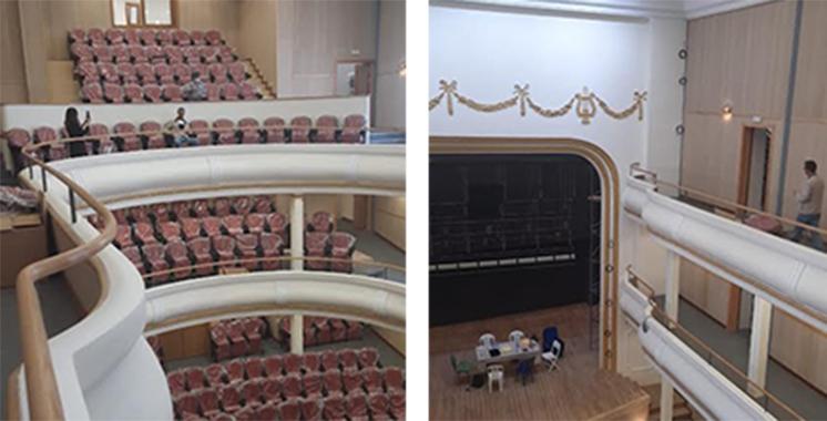 Tétouan : Une nouvelle vie pour le Théâtre national Msallah