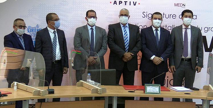 Pour un investissement de 394 MDH : Une usine de câbles automobiles bientôt dans la Technopole d'Oujda