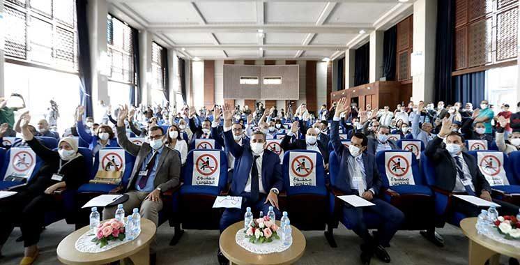 Vidéo - Commune d'Agadir: Aziz Akhannouch élu à l'unanimité
