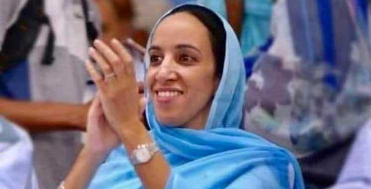 Conseil de la région Guelmim-Oued Noun : Mbarka Bouaida réélue présidente