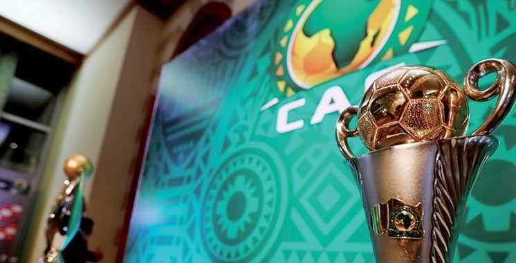 Coupes africaines : Les représentants du football national fixés sur leurs adversaires
