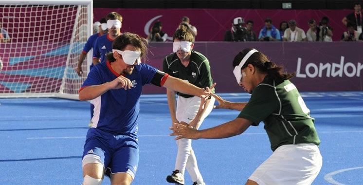 Cécifoot: L'équipe nationale s'adjuge le bronze des Jeux paralympiques