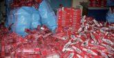 La contrebande des cigarettes en légère hausse